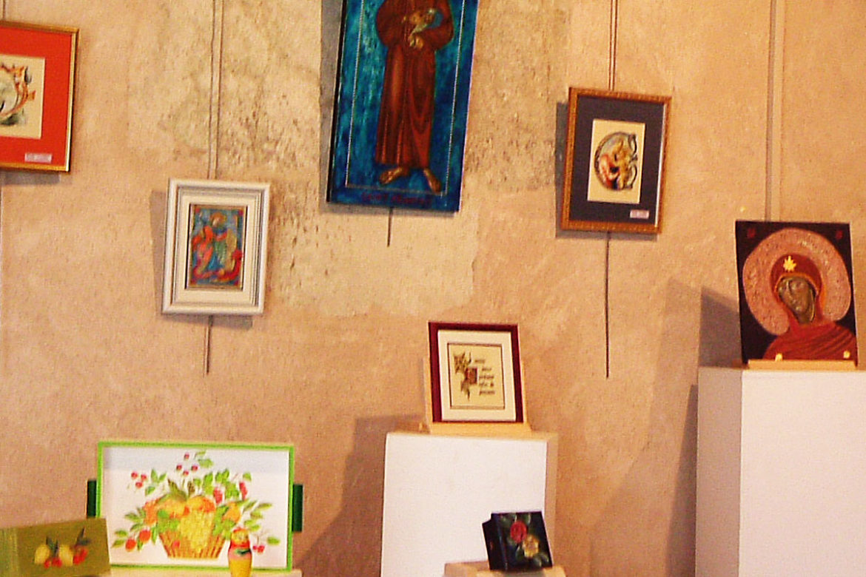 Ancienne exposition de Vivienne Rousselle Pujol